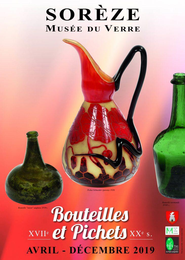 """Exposition 2019 """"Bouteilles et Pichets"""""""